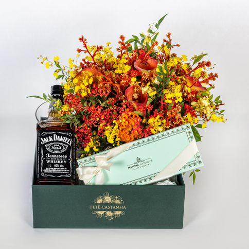 Jack-Daniel-s-Special-flores-e-doces-variados..