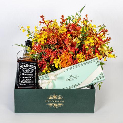 Jack-Daniel-s-Special-flores-e-doces-variados.