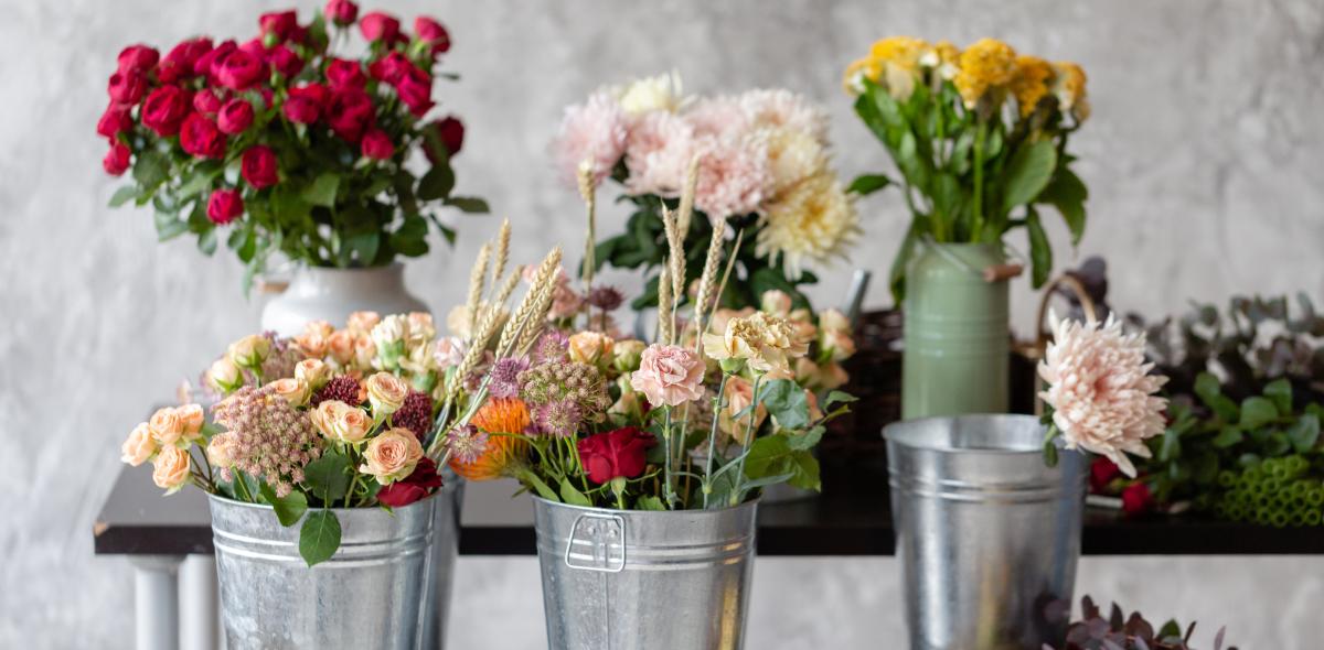 Imagem - Assinatura de flores